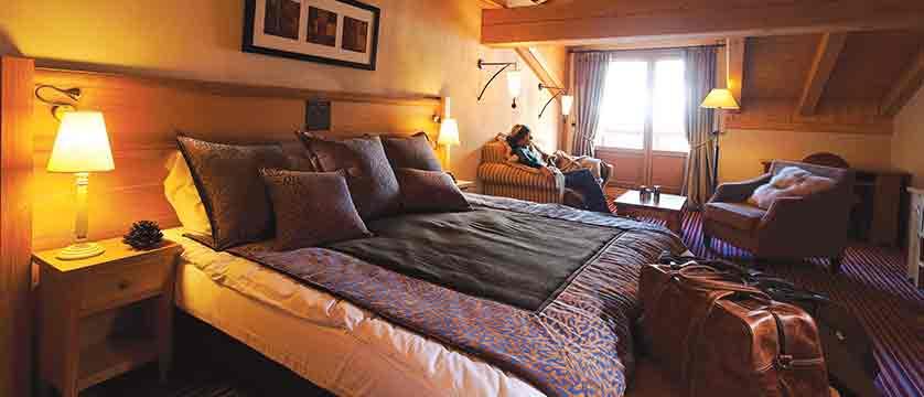 Le Savoie - bedroom 2